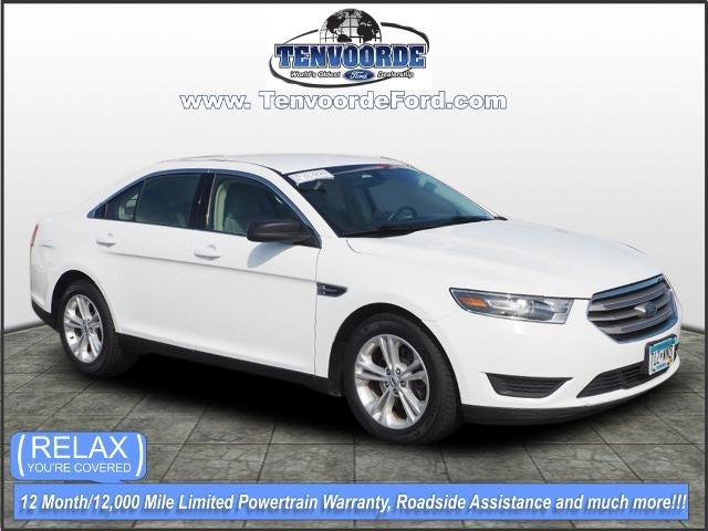 Used 2016 Ford Taurus SE with VIN 1FAHP2D86GG154004 for sale in Saint Cloud, Minnesota