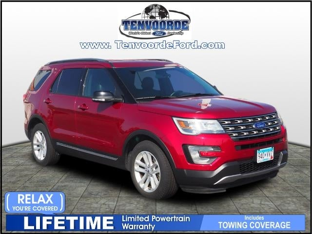 Used 2016 Ford Explorer XLT with VIN 1FM5K7D85GGB86060 for sale in Saint Cloud, Minnesota