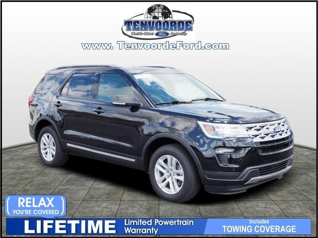 Used 2019 Ford Explorer XLT with VIN 1FM5K8DH2KGA82222 for sale in Saint Cloud, Minnesota