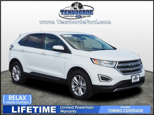 Used 2016 Ford Edge SEL with VIN 2FMPK4J9XGBC24913 for sale in Saint Cloud, Minnesota