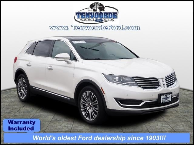 Used 2018 Lincoln MKX Reserve with VIN 2LMPJ8LR2JBL28931 for sale in Saint Cloud, Minnesota