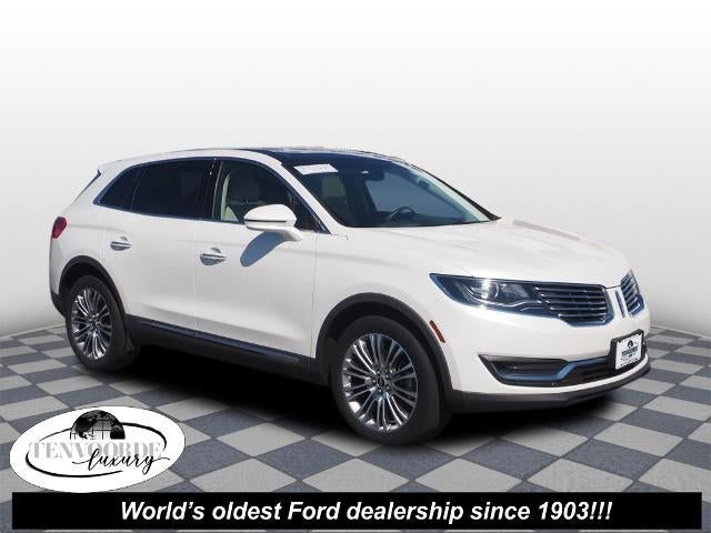 Used 2018 Lincoln MKX Reserve with VIN 2LMPJ8LR5JBL36439 for sale in Saint Cloud, Minnesota