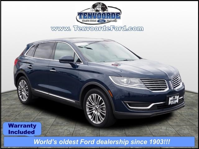 Used 2018 Lincoln MKX Reserve with VIN 2LMPJ8LR7JBL38032 for sale in Saint Cloud, Minnesota