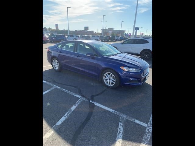Used 2016 Ford Fusion SE with VIN 3FA6P0H76GR108937 for sale in Saint Cloud, Minnesota