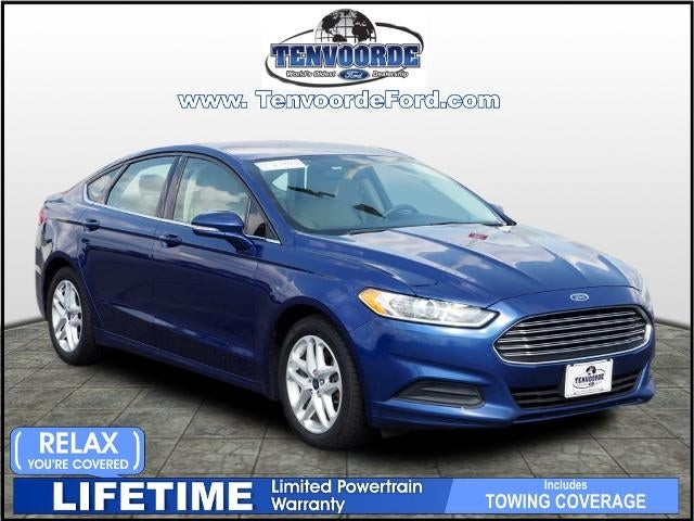 Used 2015 Ford Fusion SE with VIN 3FA6P0HD7FR272430 for sale in Saint Cloud, Minnesota