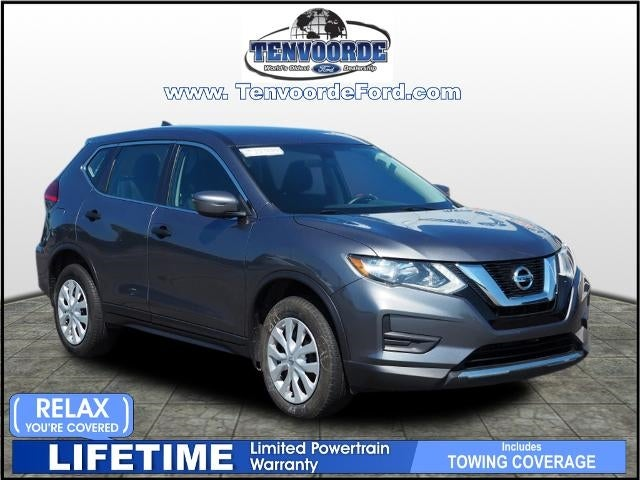 Used 2017 Nissan Rogue S with VIN 5N1AT2MV5HC808248 for sale in Saint Cloud, Minnesota