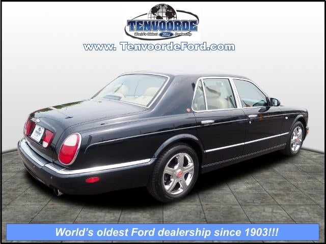 Used 2001 Bentley Arnage  with VIN SCBLC31E61CX06148 for sale in Saint Cloud, Minnesota